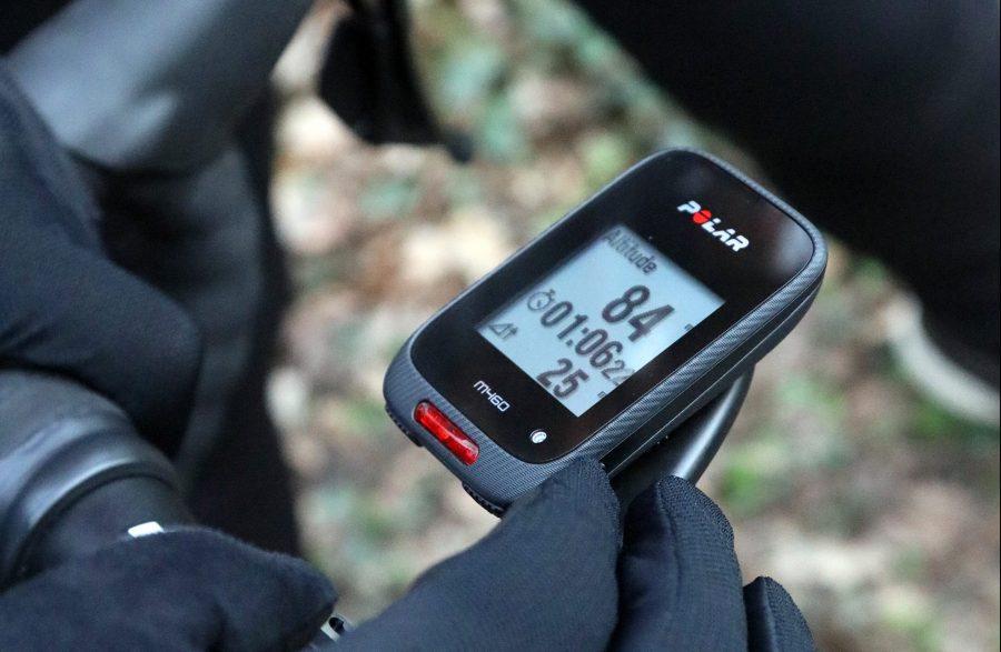 GPS POLAR M460 DU STRAVA – DE LA ROUTE AU VTT