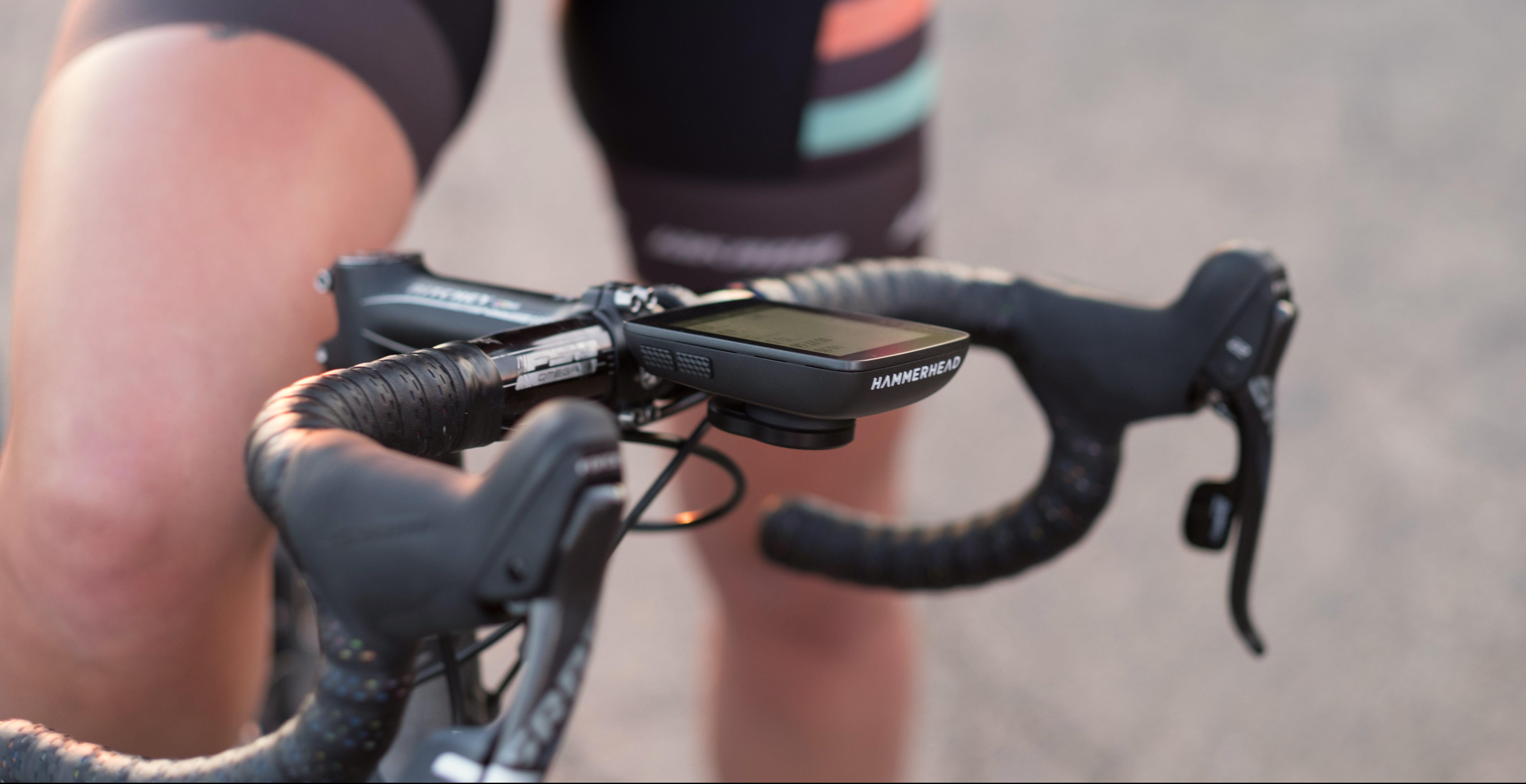 NOUVEAUTE – HAMMERHEAD KAROO – UN GPS CONNECTE POUR LE CYCLE