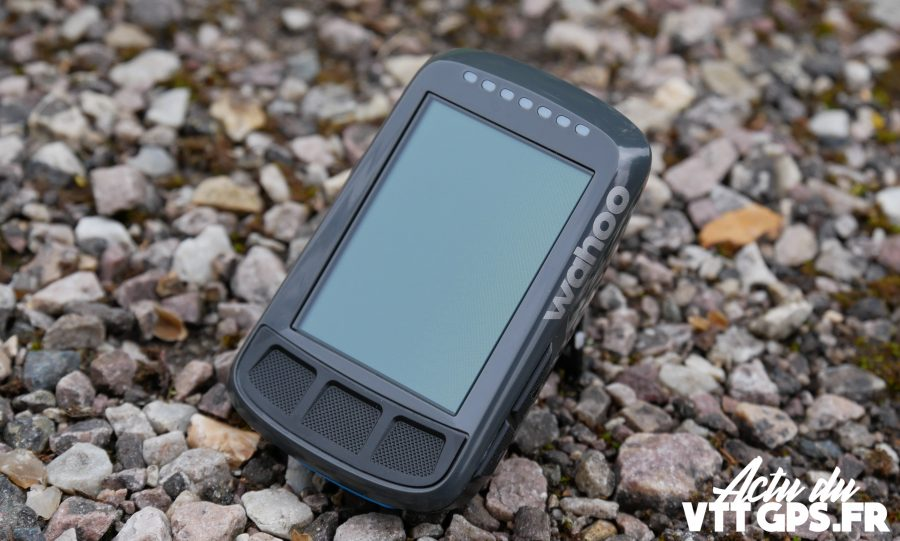 TEST DU SURPRENANT GPS WAHOO ELEMNT BOLT