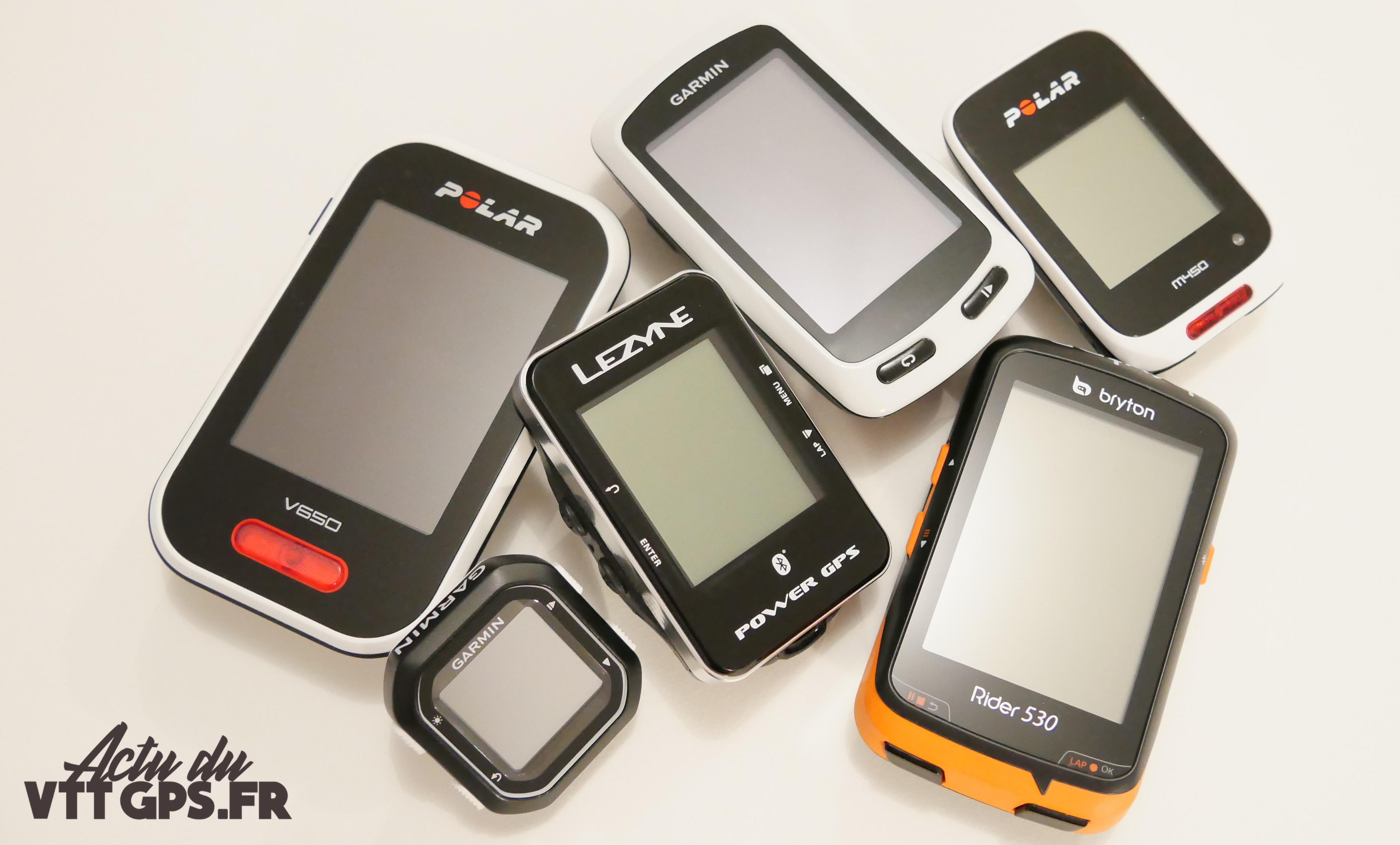 SELECTION  DE GPS POUR LE CYCLE A MOINS DE 200 €