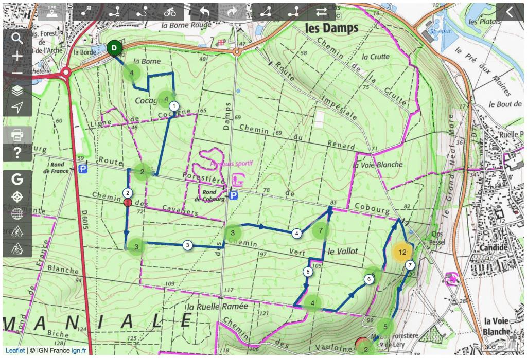 OPENRUNNER UN NOUVEAU SITE ET UNE APPLICATION GPS - Actu Du VTT-GPS ce06d286e6f