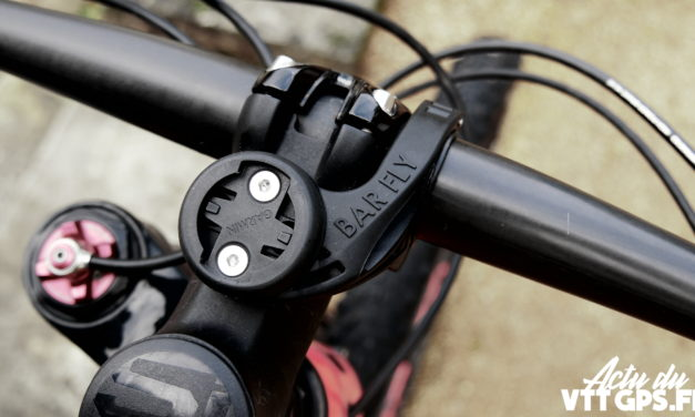 TEST – BARFLY 4 ROAD MOUNT- LE SUPPORT MULTI GPS