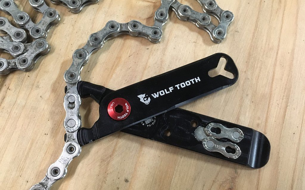 OUTIL MULTIFONCTION – MASTER LINK PAR WOLF TOOTH COMPONENTS