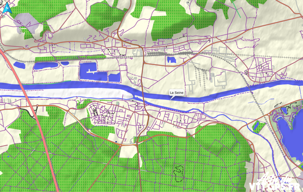 carte osm garmin