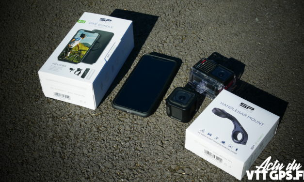 TEST DU SUPPORT POUR SMARTPHONE SP GADGETS BIKE BUNDLE