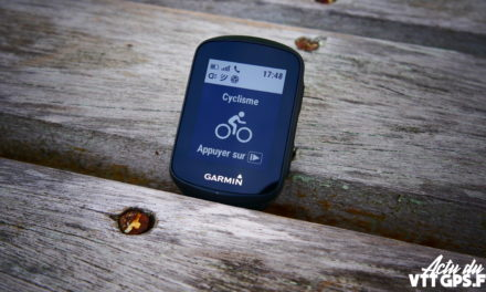 TEST GPS – GARMIN EDGE 130 UN PETIT GPS SANS COMPLEXE