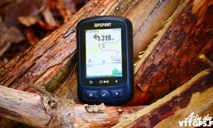 TEST GPS – COMPTEUR VELO GPS IGPSPORT IGS618
