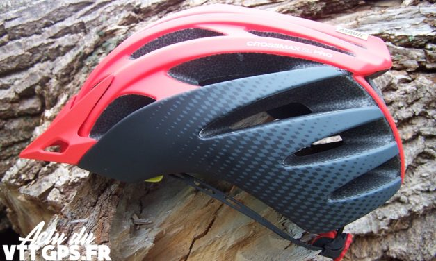TEST DU CASQUE MAVIC CROSSMAX SL PRO