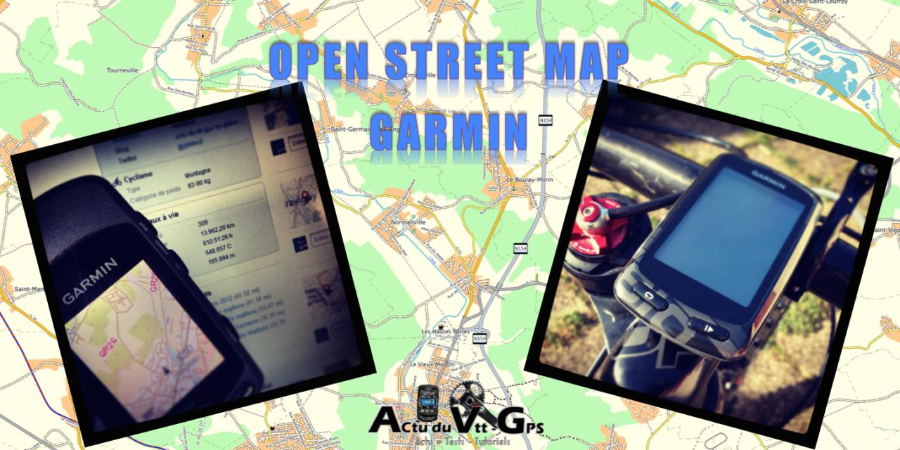 TELECHARGER ET INSTALLER GRATUITEMENT DES CARTES SUR VOTRE GPS GARMIN