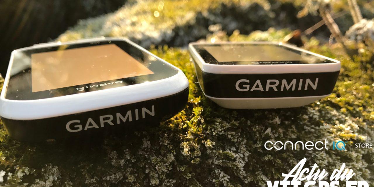 APP-STORE DE GARMIN IQ SUBLIME TON GPS