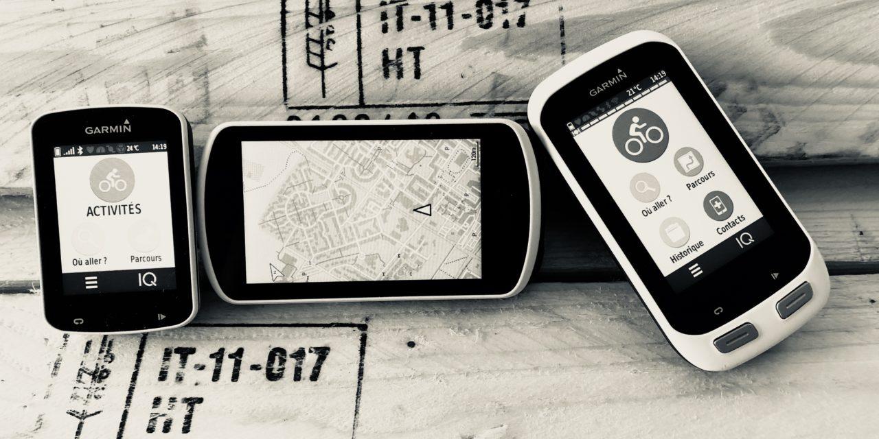 POUR MON GPS GARMIN – QUELLE CARTOGRAPHIE ?