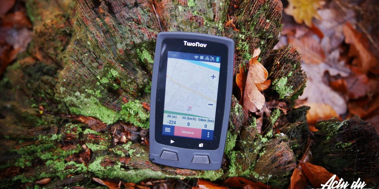 TEST GPS – TWONAV VELO MONTAIN – AUTONOME ET CONNECTE