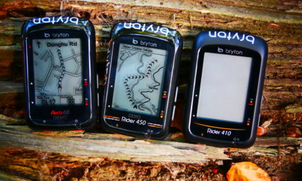 TEST – GPS BRYTON RIDER 450 ET AERO 60 – GUIDAGE ET CARTOGRAPHIE