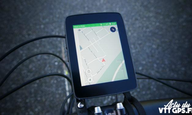 LE GPS KAROO HAMMERHEAD – GARMIN VARIA RADAR ET SHIMANO DI2