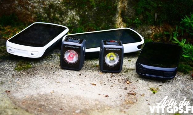 TEST – BONTRAGER ION 200 RT FRONT & FLATE RT BIKE – LA SECURITE SANS COMPROMIS