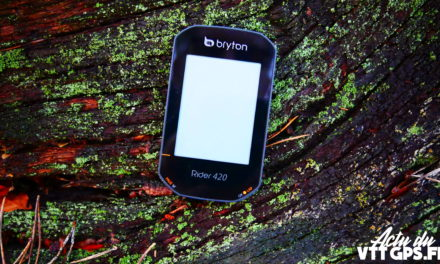 TEST BRYTON RIDER 420 – LE GPS SURVITAMINE ABORDABLE