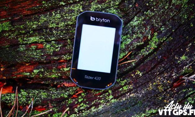 TEST BRYTON RIDER 420 – LE GPS SURVITAMINE ABORDABLE