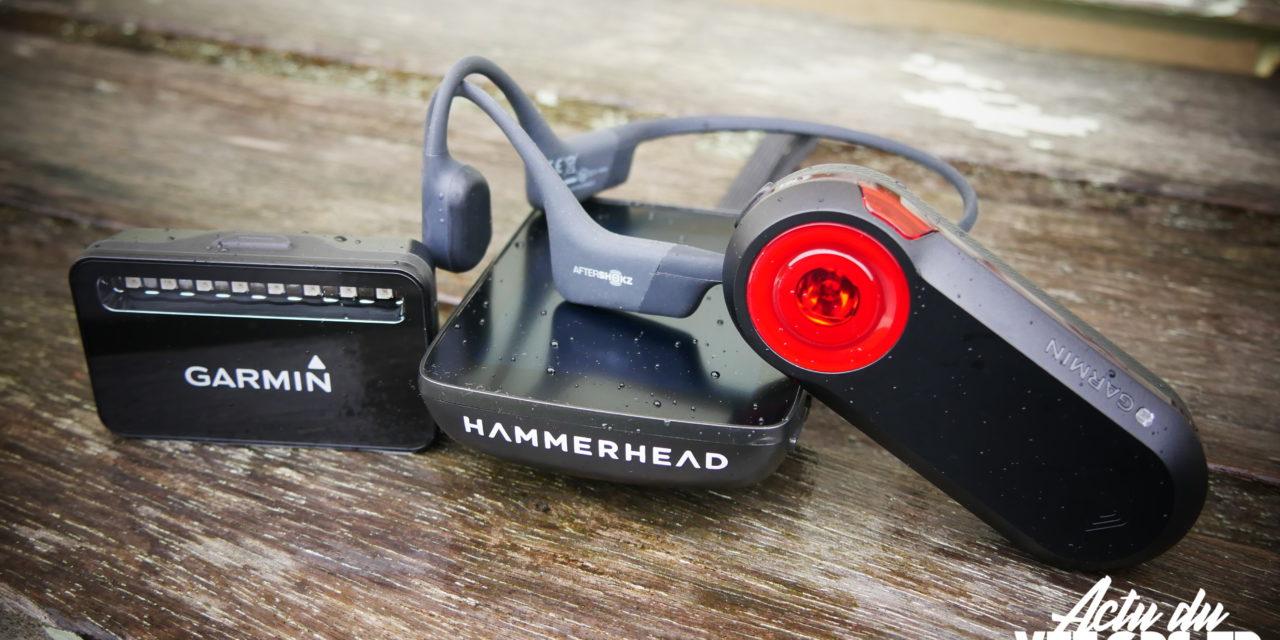 HAMMERHEAD KAROO – INFO VARIA RADAR EN FOND SONORE DANS VOTRE CASQUE AUDIO