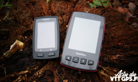 GPS TWONAV TRAIL ET VELO PASSE EN VERSION 4.7