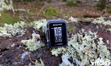 TEST GPS – SIGMA ID FREE UNE MONTRE GPS MULTISPORTS