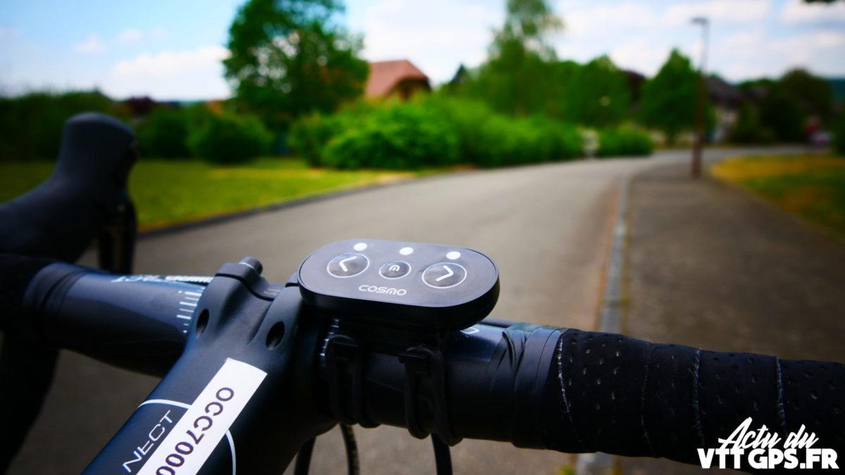 Actuduvttgps - Cosmo Bike