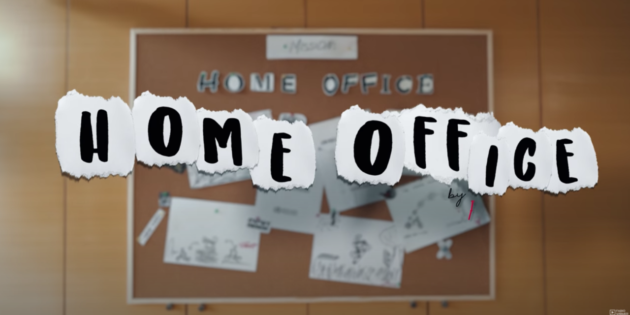 LE CONFINEMENT SELON FABIO WIBMER – HOME OFFICE