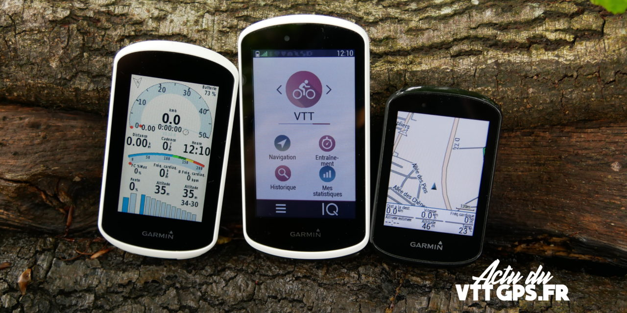 INSTALLER UN WIDGET OU PANNEAU DE DONNEES GARMIN IQ