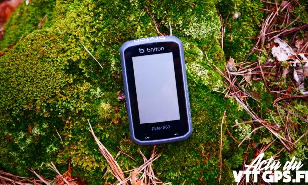 TEST DU COMPTEUR GPS BRYTON RIDER 860 – RETOUR AU HAUT DE GAMME