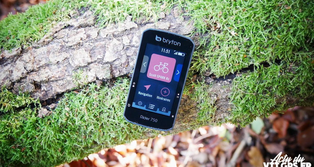 TEST DU BRYTON RIDER 750 – BRYTON ENTRE DANS UNE NOUVELLE GENERATION DE COMPTEUR GPS