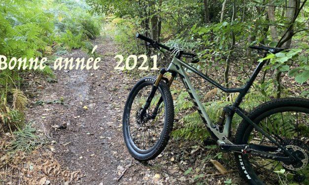 BONNE ANNEE 2021 SUR LES ROUTES ET CHEMINS