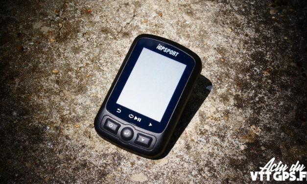 TEST DU COMPTEUR GPS IGPSPORT IGS620 – ABORDABLE ET TRES COMPLET